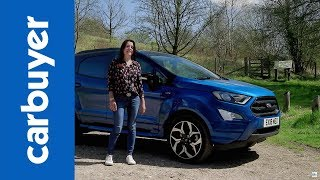 Ford EcoSport SUV 2018 in-depth review - Carbuyer