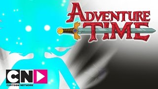 Adventure Time | Defeating Vampire King | Cartoon Network