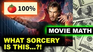 Box Office for Doctor Strange on Rotten Tomatoes, A Madea Halloween, Jack Reacher 2, Moonlight