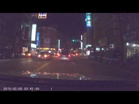 機車闖紅燈-新竹