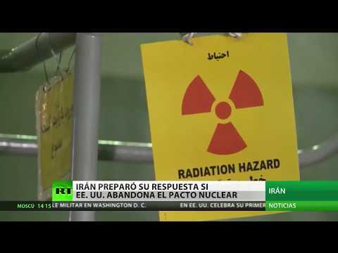 Irán tiene preparada una respuesta en caso de ruptura del acuerdo nuclear