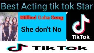 Dil Vich tere Liye Time Kadke Tik tok best Acting Millind Gaba Song Star Video Factory