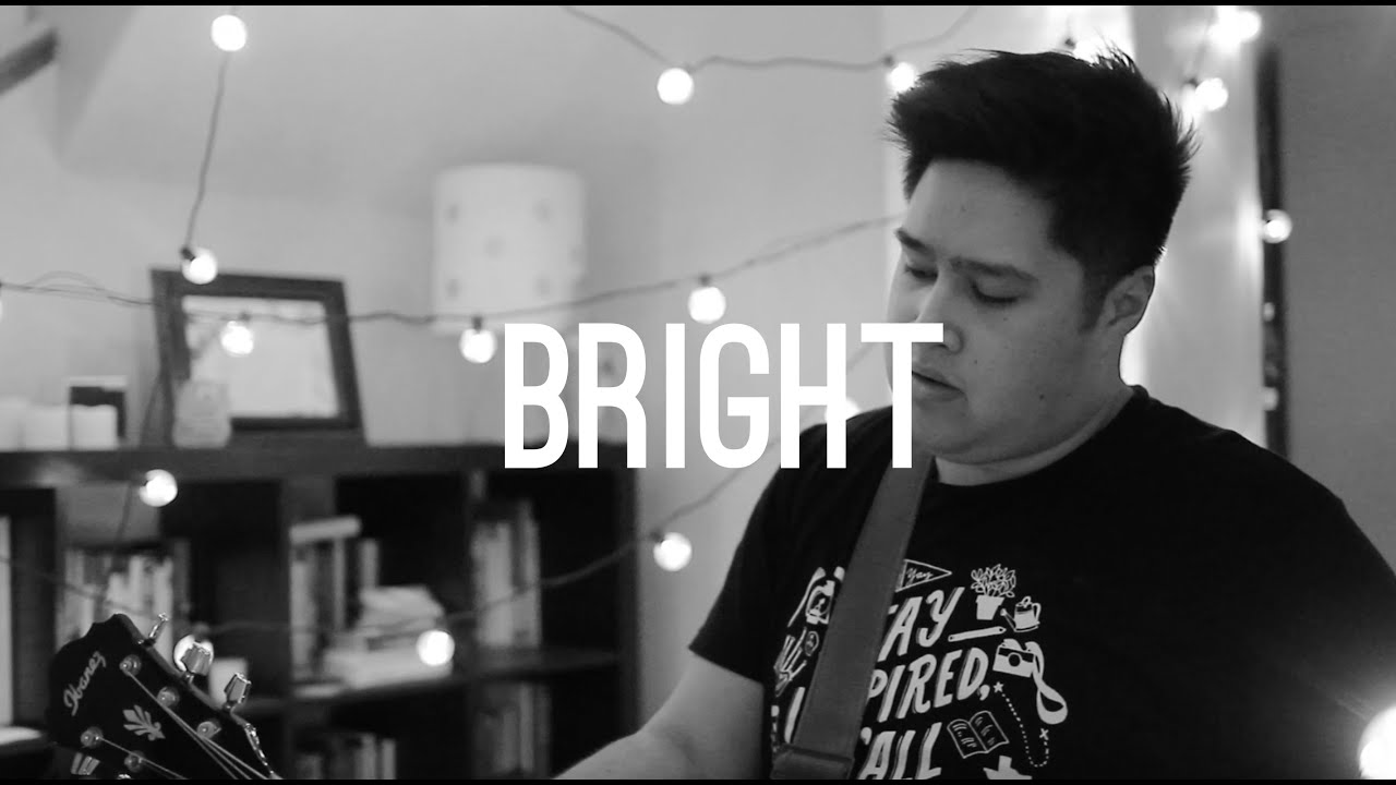 Bright Echosmith Cover By Justin Critz Youtube