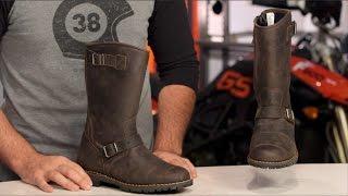 Belstaff Endurance Boots Review at RevZilla.com