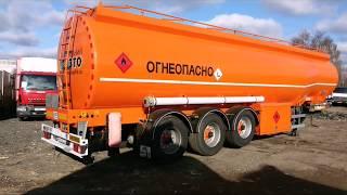 Видео-обзор: цистерна-бензовоз NURSAN (от «Трак-Платформа»)