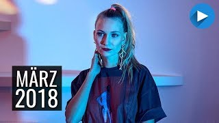 TOP 20 SINGLE CHARTS | 14. MÄRZ 2018