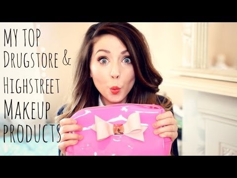 My Top Drugstore & Highstreet Makeup Products