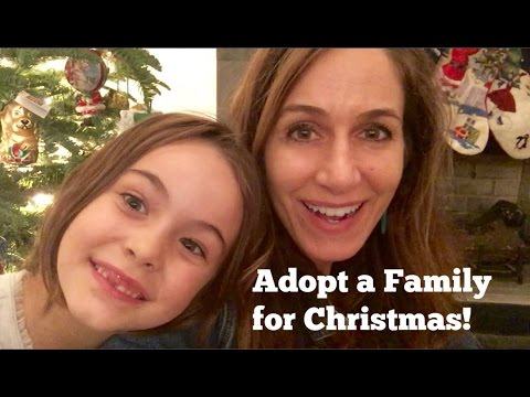 Adopt a Family for Christmas!