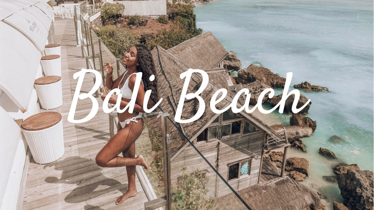 Beach Paradise In Bali | Indonesia Travel Video