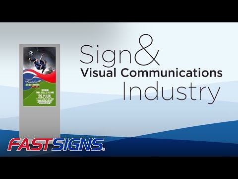 Celebrate Sign Manufacturing Day | FASTSIGNS®