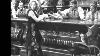 "Marlene Dietrich ""Little Joe The Wrangler"" 1939."