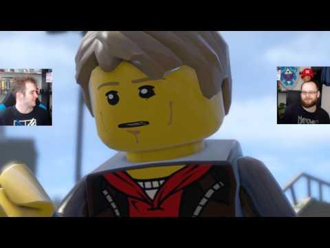 STAJEMY SIĘ PRZESTĘPCAMI!   LEGO CITY UNDERCOVER #6 /Admiros & Hadesiak