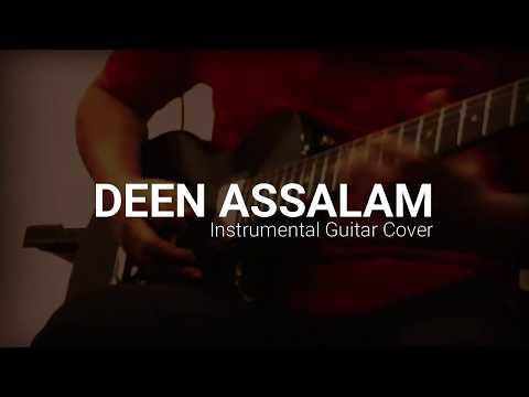 DEEN ASSALAM - Guitar Instrumental (COVER)