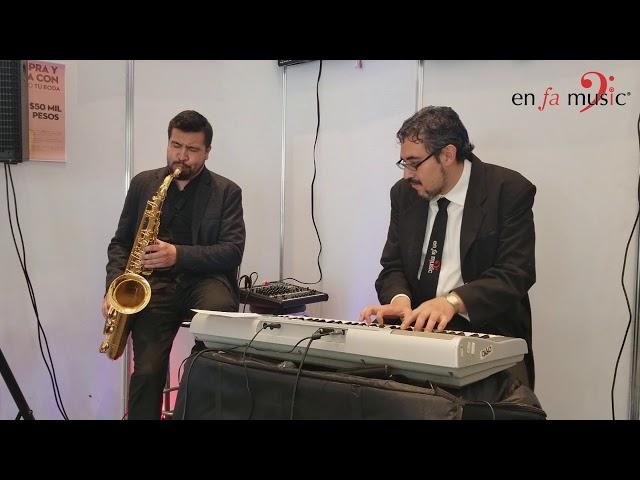Todo cambió - Sax y piano