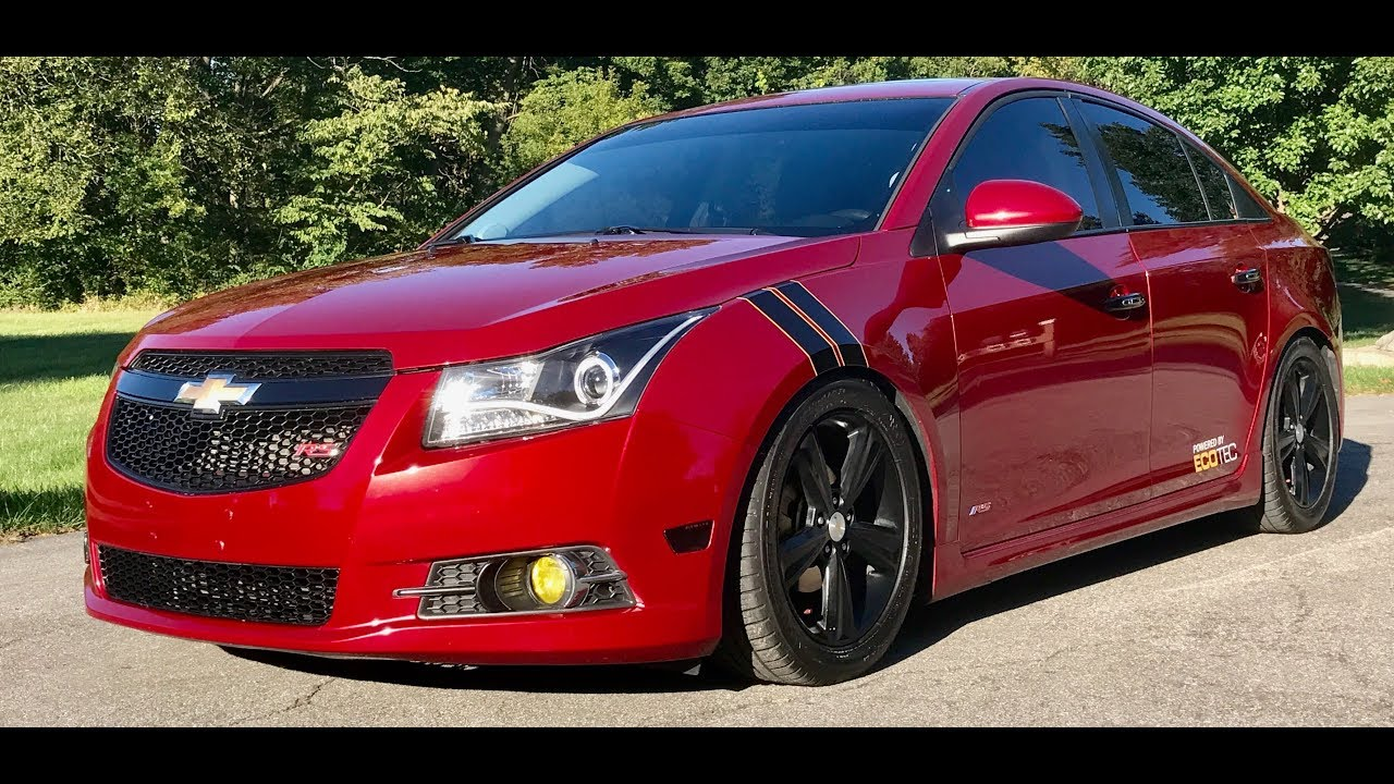 Modified Chevy Cruze Review Youtube