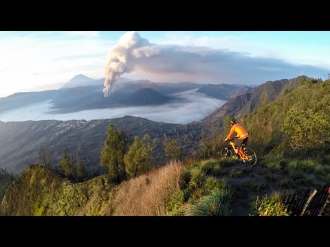 GoPro: Erupting Volcano Mountain Bike Shred with Kurt Sorge