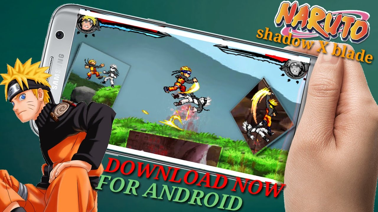 23 MB ] Naruto Fight Shadow X Blade    Download For Android    Apk    In  Hindi - YouTube