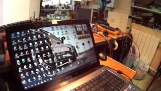 Отключается подсветка или Гаснет экран ноутбука при подключении/отключении зарядки