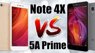 Xiaomi Redmi Note 5A Prime VS Xiaomi Redmi Note 4X сравнение, тесты камеры.