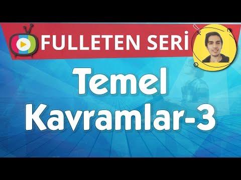 09) TEMEL KAVRAMLAR | Matematik | Tyt | Kpss | Dgs | Ales | 9.Sınıf