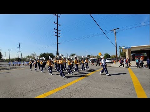 South El Monte HS - The Middy - 2017 Azusa Golden Days Parade
