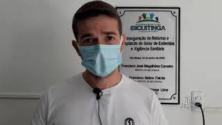 Aristeu Neto Coordenador dos Agentes de Endemia reconhece a valorização da categoria na Gestão Franz