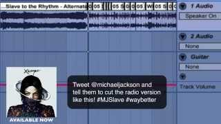 Slave To The Rhythm Michael Jackson - Alternate Edit / Remix