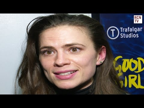 Hayley Atwell Interview Good Girl West End Launch