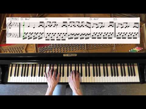 Try - Colbie Caillat - Piano Cover Video by YourPianoCover