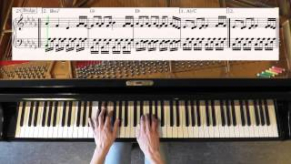 Sheets at musicnotes: http://mnot.es/2q6lgempatreon: https://www.patreon.com/yourpianocovermy website: https://yourpianocover.coma piano cover of try by colb...