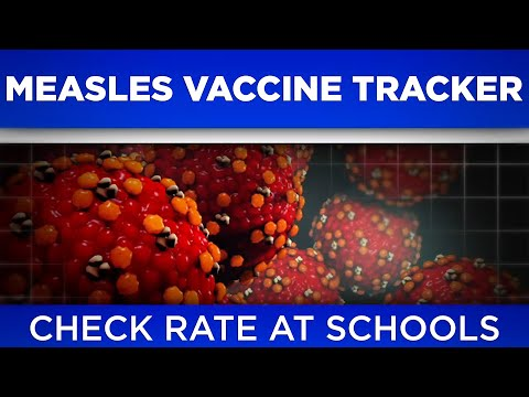 Measles Vaccine Tracker: Explore Map To Find Vaccination Rate At Schools In NY, NJ, Conn