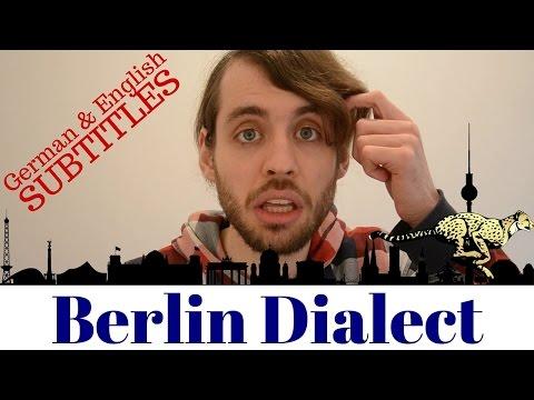 Lesson #6: Berlin Dialect - Klopsgeschichte (FAST)