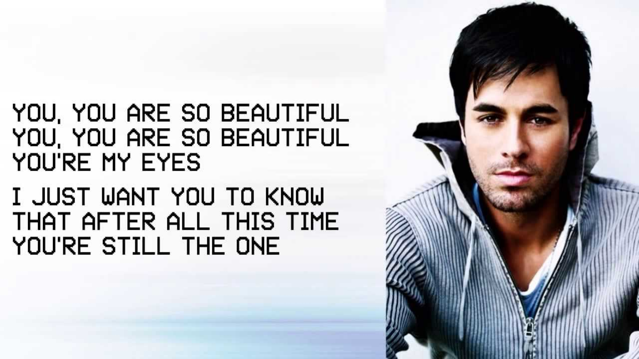 Enrique Iglesias (BRAND NEW SONG) Beautiful ft Kylie ...