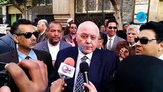 موسى مصطفى: نظمنا وقفة أمام حزب الغد للإجابة على أسئلة المواطنين (فيديو وصور)