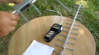 Тест антен для Т2. Яку вибрати антену. Частина 1. Зовнішні антени.