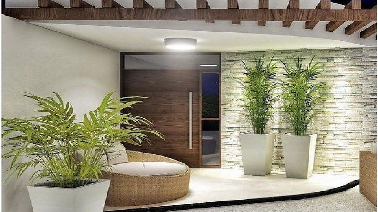 Top 10 modern indoor plants decor ideas 10