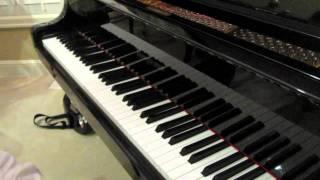 [Piano Improvisation HD] Secret: Piano Battle 2 - Waltz No. 7 in C# Minor by Chopin