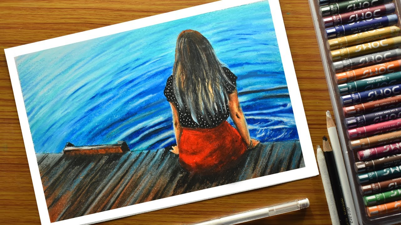 DOMS Oil Pastels For Kids Painting 50 Shades