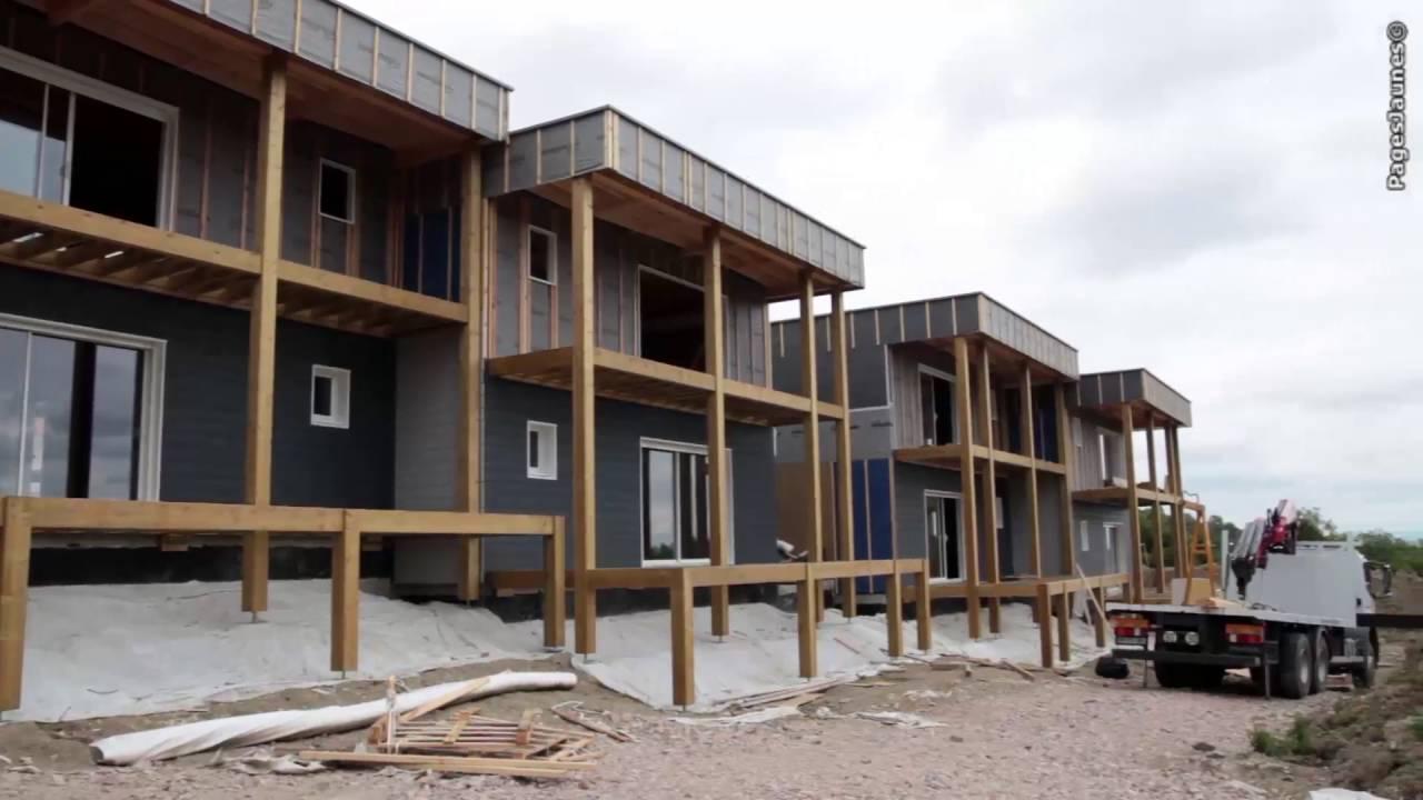 Constructeur de maison a ch tel guyon dans le puy de for Constructeur maison individuelle puy de dome