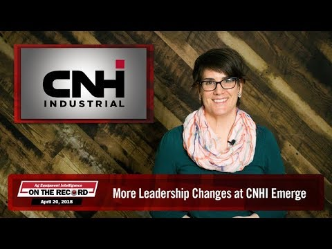 On the Record: More Leadership Changes at CNHI Emerge