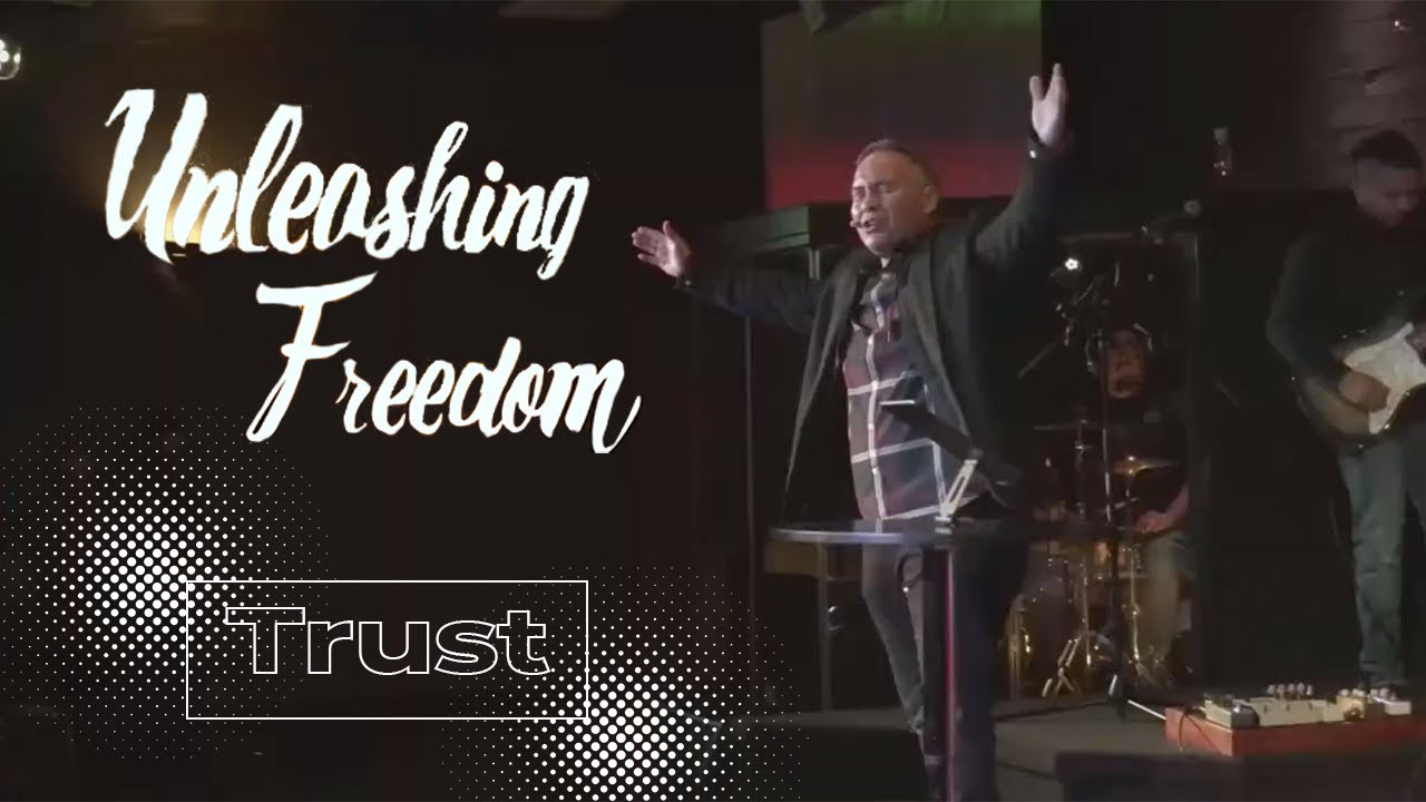 Unleashing Freedom- Trust