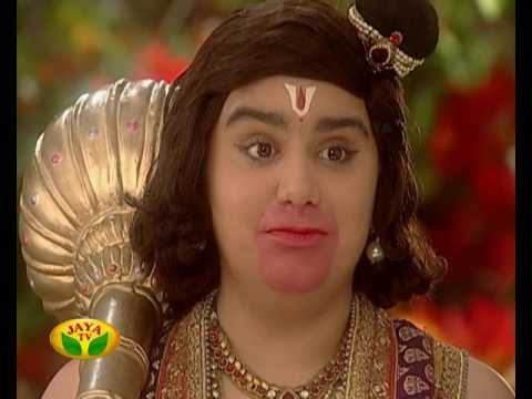 Jai Veera Hanuman - Episode 592 On Wednesday,12/07/2017