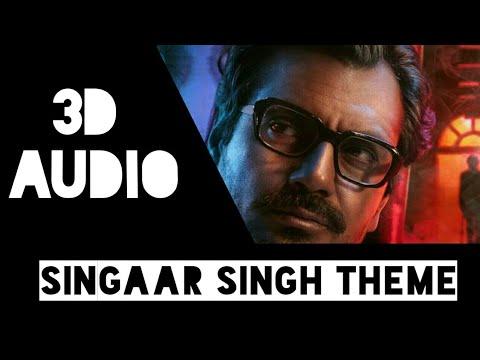 Singaar Singh Theme | Petta | 7th Sense Trendy Songs | 3D Audio | Use Head Phone