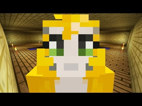 Minecraft Xbox - Stampy Flat Challenge - It Works! (11)