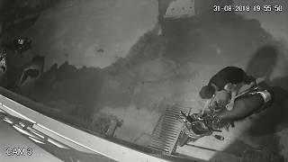 Vụ trộm xe tại Thủ Đức.