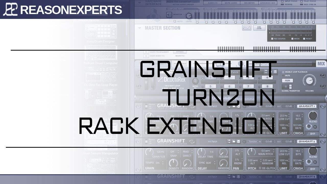 GrainShift Delay PitchShifter | Granular Pitch-Shifter | Shop
