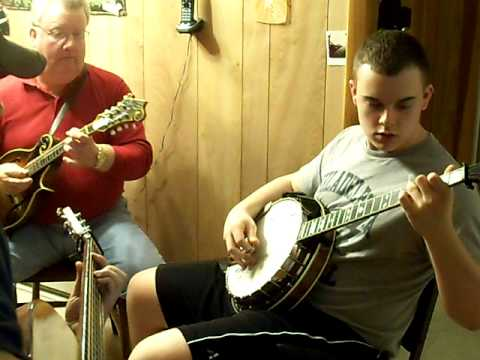 """""""One Last Breath"""" By Creed - Acoustic Bluegrass Cover"""