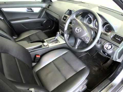2010 Mercedes Benz C Class C200 Cgi Be Avantgarde Auto For Sale On