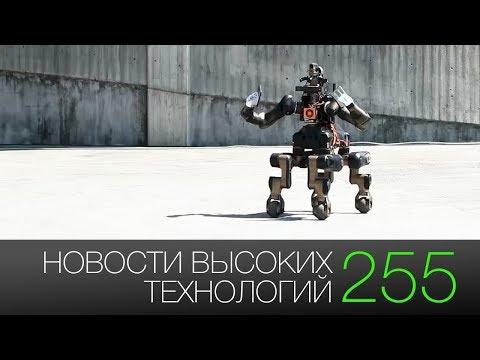 Новости высоких технологий #255: секретный чип Tesla и робот-спасатель
