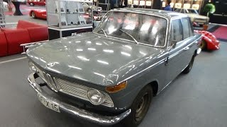1963 - 1970 BMW 1800 TI - Classic Expo Salzburg 2016